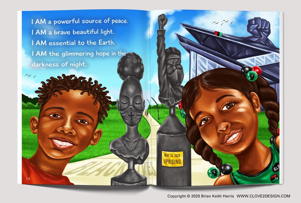 I Am My History (children's book)