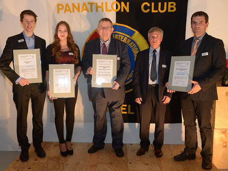 Panathlon Preis 2013