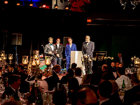 Pitt Rohrer mit Sportpreis geehrt