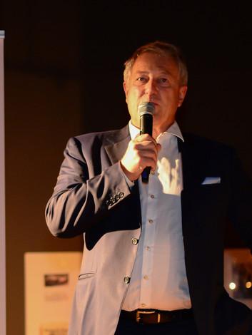 Urs Berger, Stiftungsratpräsident Basel ist Sport