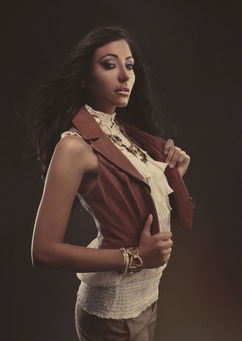 BEBE Fashion Photoshoot Tatiania Eriksen