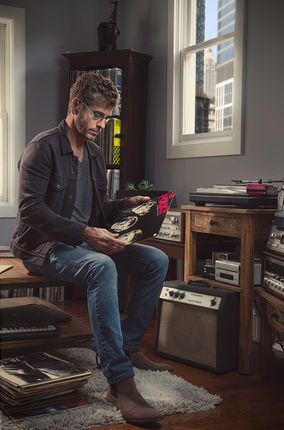 Record Poster Portrait Outselling CD Police