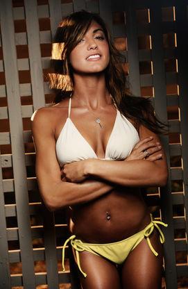 maxim model hardbody sexy athlete in bikini