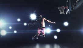 Basketball Photoshoot multiple flashes firing
