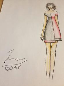 """""""Mismatched Dress"""""""