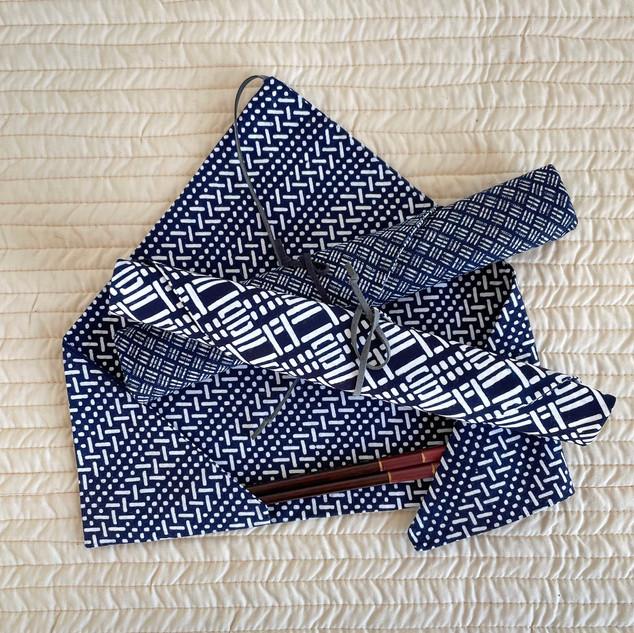 made of YUKATA fabric