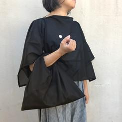 Summer KIMONO fabric, KIMONO sleeved pullover blouse