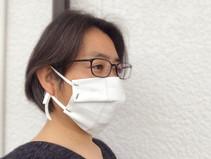 SARASH face mask -can turn into the original square cloth