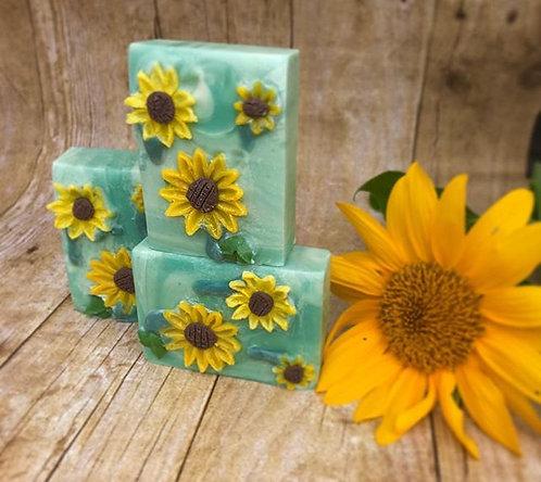 Sunshine Fields Soap