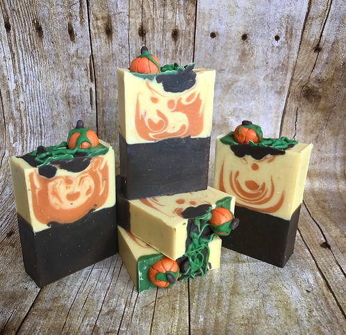 Pumpkin Patch Soap
