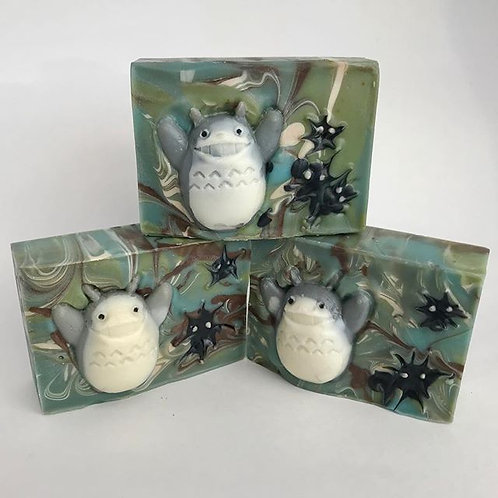 Forest Friends Soap