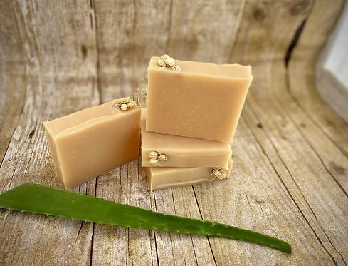Simply Aloe Soap