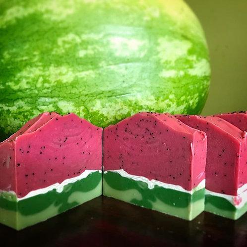 Summer Watermelon Soap
