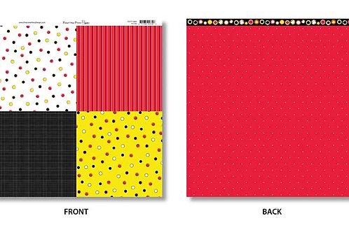 PP3189 Mini Dot Red