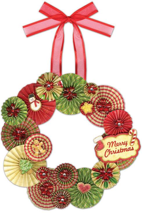 Card & Wreath kit