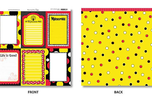 PP3180 Happy Journaling Cards