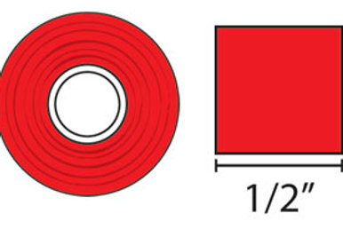 "1/2"" Red-line Tape"