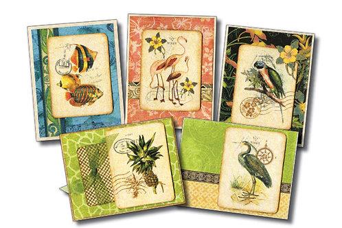 G45 Tropical Travelogue Card Kit