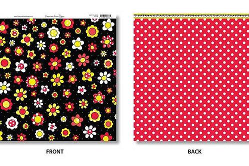 PP3186 Happy Flowers
