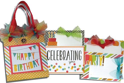 Happy Birthday Party Bag Album