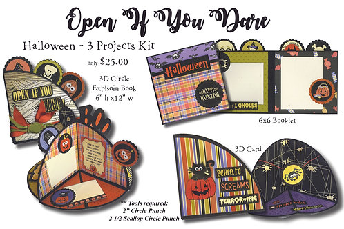 Halloween Projects Kir