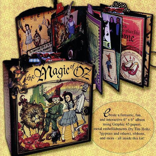 G45 Magic of OZ