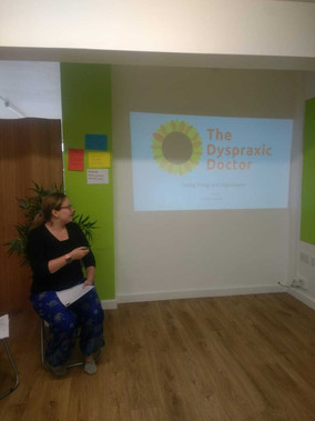 Thriving with Dyspraxia Weekend