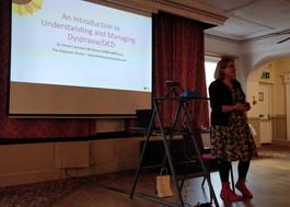 Cornwall Dyspraxia Foundation 18th June