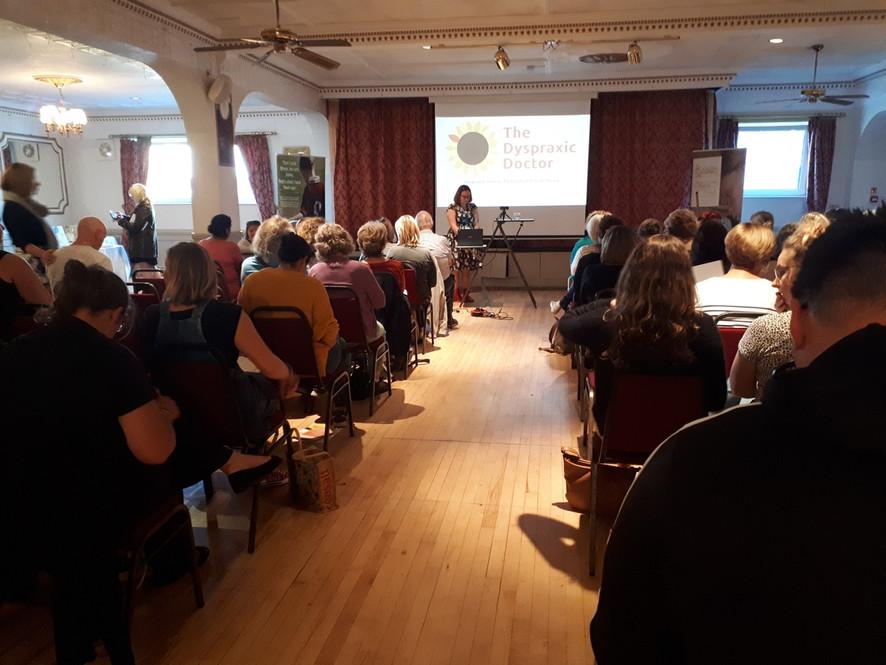 Dyspraxia Foundation - 17th September, Cornwall