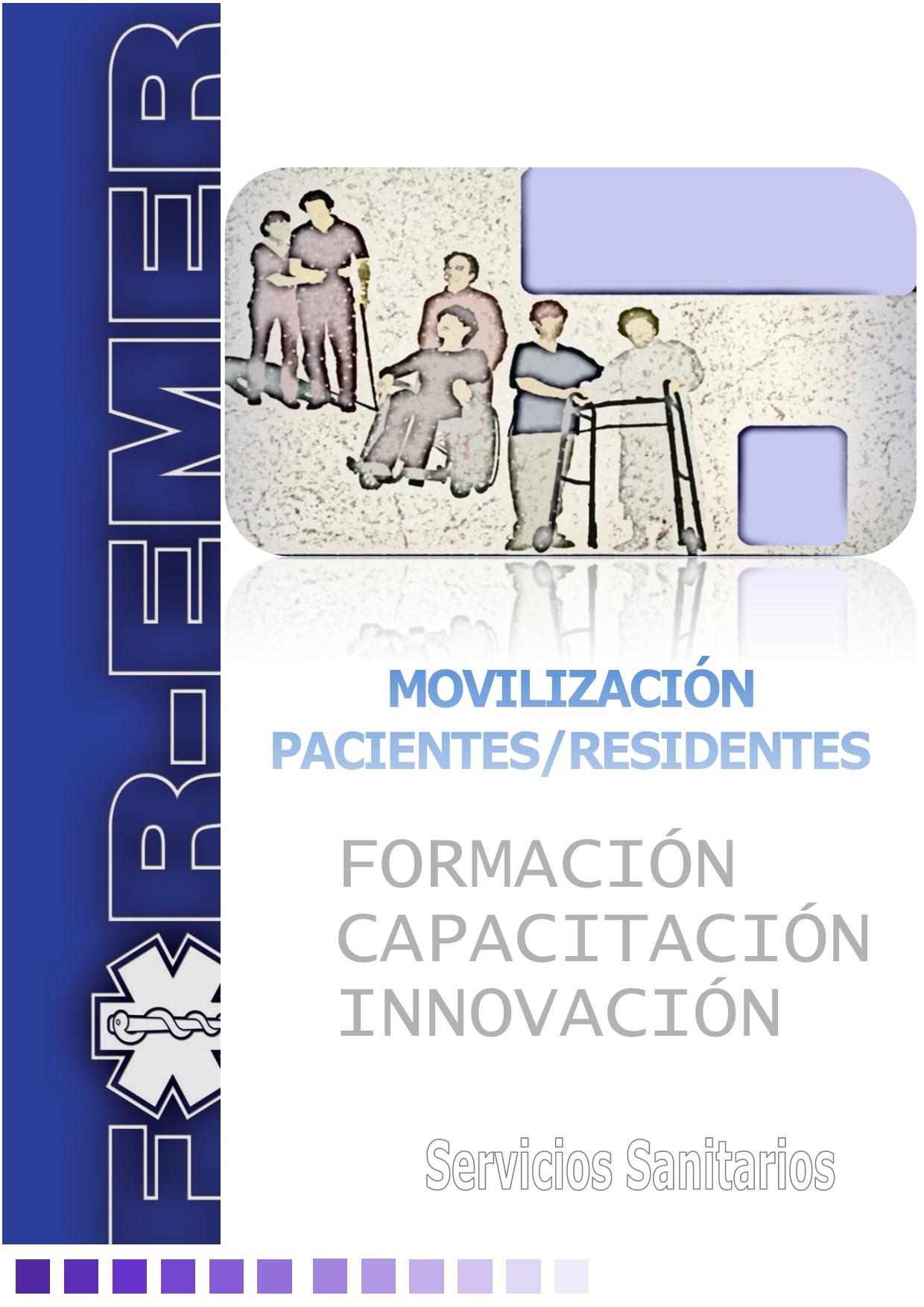 curso movilización de pacientes/resi