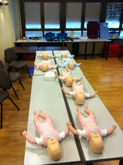 Taller emergencias pediátricas