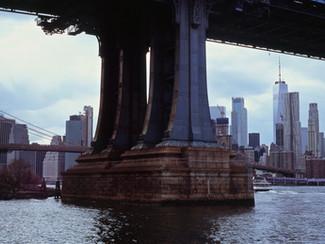 Manhatten Bridge NY