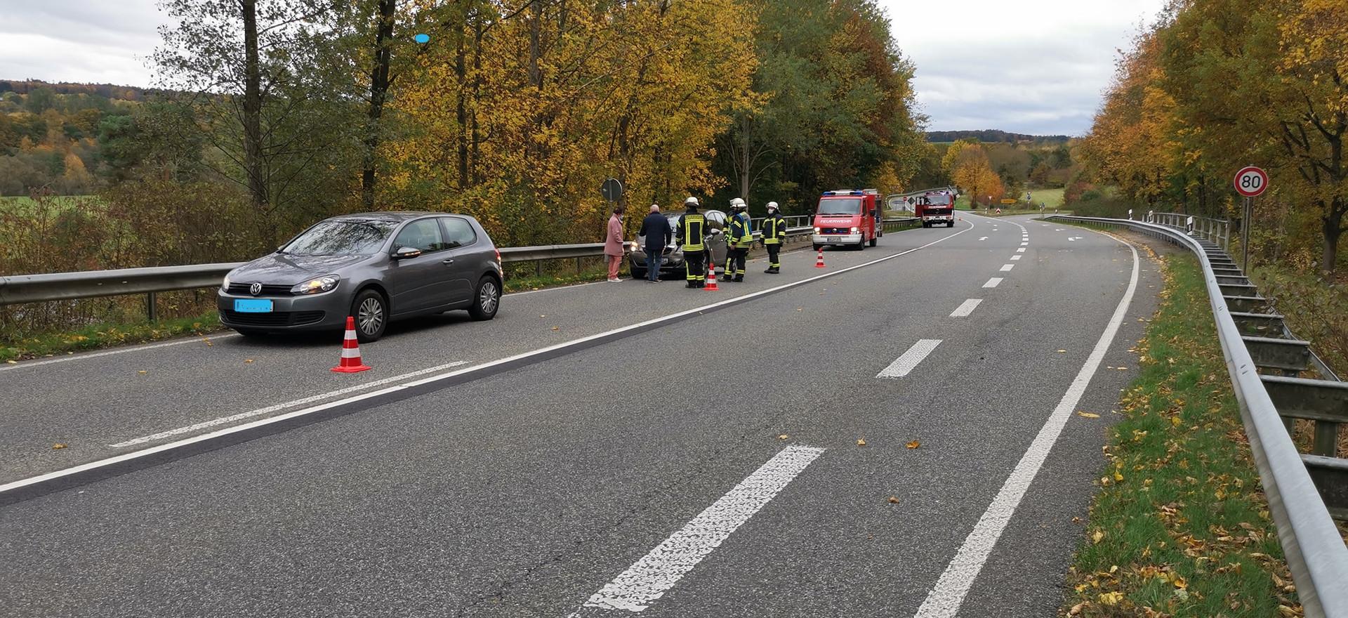 10. & 11. Einsatz: Verkehrsunfall