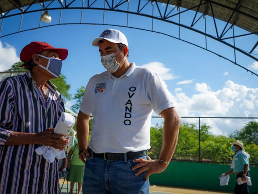 La Seguridad será Prioridad por un México  sin Miedo: José Alberto Alonso Ovando
