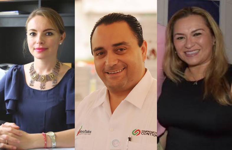 """Solicitan Reelección Magistradas """"Borgistas"""", del Poder Judicial de Quintana Roo"""