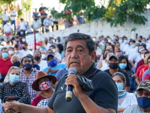 TEPJF ratifica decisión del INE de retirar la candidatura de Félix Salgado