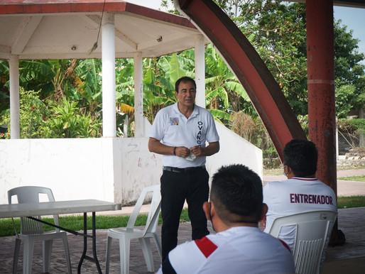 Rescate de Esquema de Escuelas de Tiempo Completo: Alonso Ovando