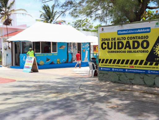 Autoridades de Salud de Puerto Morelos Piden No Bajar la Guardia Ante la Pandemia