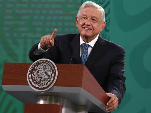 INE Emite Medida Cautelar  contra AMLO para que respete veda electoral en sus 'mañaneras'