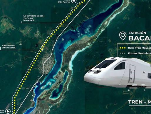 Ejido Aarón Merino, Dará a Tren Maya las Tierras que Niega Bacalar