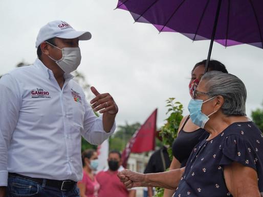 Llama Luis Gamero a Fortalecer Medidas en Othón P. Blanco