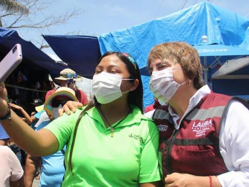 Jóvenes Decidirán la Elección del 6 de Junio en Quintana Roo: Laura Beristain