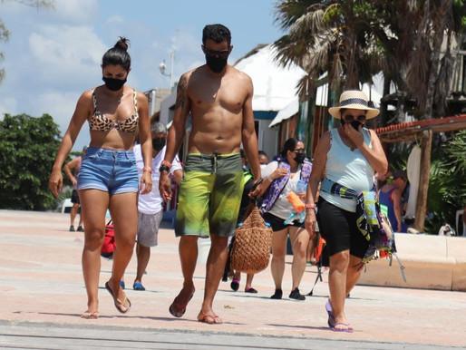 Puerto Morelos Promueve Actividades Turísticas en Apego a Medidas Sanitarias