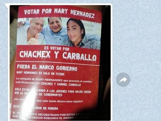 El Cochinero Electoral de Paoly Perera y su Pandilla