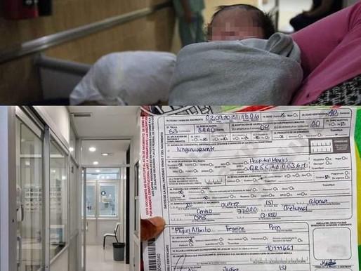 Dan de Baja a Personal Médico que Causa Lesión en Recién Nacido en Hospital Morelos