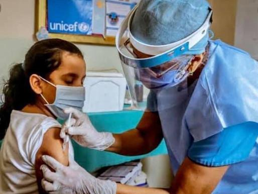Cofepris Recomienda Uso de Vacunas Pzifer en Niños a Partir de 12 Años