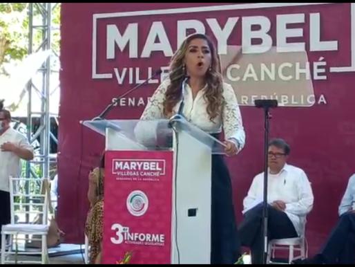 Combatirá Marybel Interés y Corrupción Contra Quintana Roo