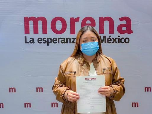 Yensunni Martínez, Presente en Reunión de Alcaldes Electos Convocados por CEN de Morena