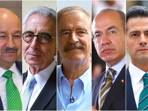 Sin Supervisión Ciudadana para Consulta Contra Ex Presidentes de la República