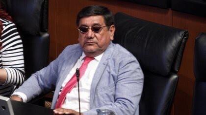 INE canceló la candidatura de Félix Salgado Macedonio